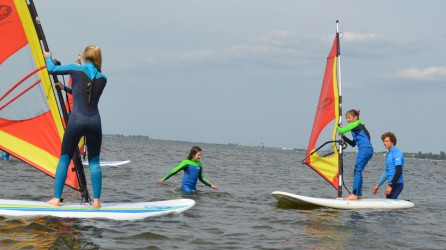 Telstar Surf header windsurfles