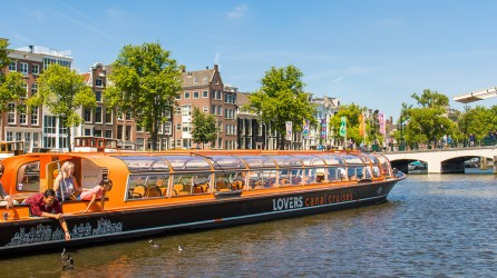 Lovers Canal Cruises header grachten