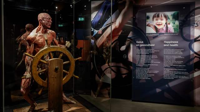 Slide 4 - BODY WORLDS Amsterdam