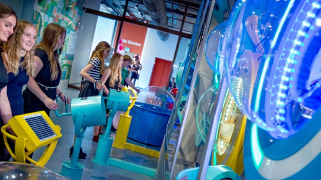Slide 1 - NEMO Science Museum