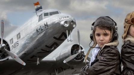 Aviodrome Header 2 kids
