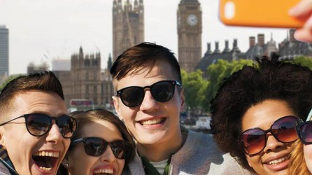 SEF Travel Header Londen
